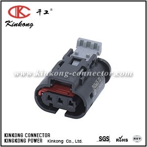 09406605 3 pole female wiring connector CKK7033SCP-1.0-21