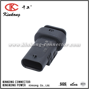 09302231 3 pin blade automobile connectors CKK7033S-1.0-11