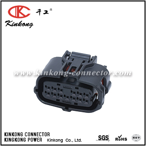 90980-12326 13 ways female electrical connectors CKK7131B-0.6-21