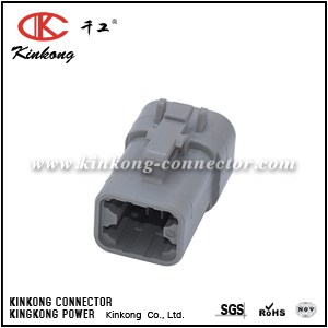 DTP06-4S ATP06-4S 4 way female automotive electrical connectors