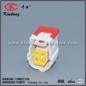 4 hole female electrical connector CKK7042MA-1.8-21
