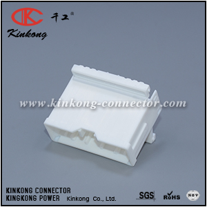 15 pin blade crimp connector CKK5151W-1.8-4.8-11