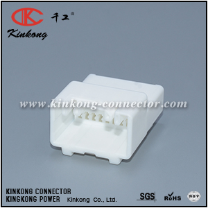 7282-5833 PD081-18017 18 pins male crimp connector CKK5183W-1.0-11