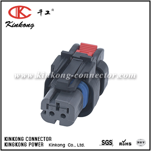 776427-2 2 way automotive electrical connector