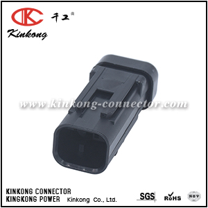 776428-2 2 pin male wire auto connector