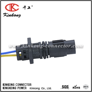 2 pin blade wiring connector CKK7022Z-1.0-11
