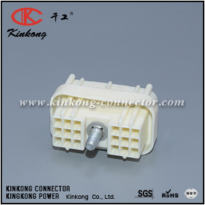 15492547 18 pole female wire connector
