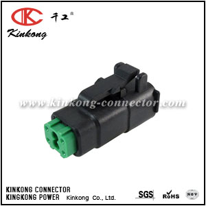 DTMH06-4SC 4 ways female wiring connector