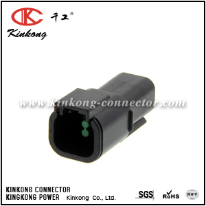 DTMH04-4PC 4 pins blade automotive connector