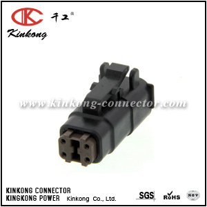 DTMH06-4SD 4 pole female electric connector
