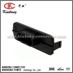 DTM13-12PB-R008 12 pins blade automobile connector