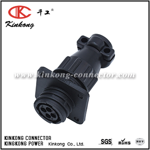 182921-1 4 hole female automotive connector