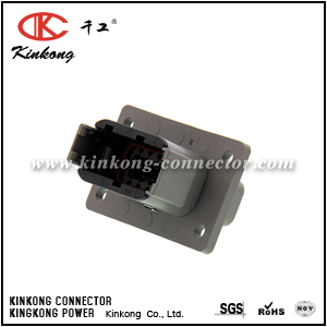 DTM04-12PB-L012 12 pin male automotive connector