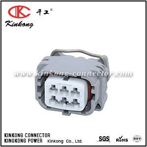 6 way female cable wire connector CKK7063H-2.2-21