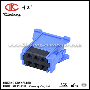 98172-1004 6 hole female electric connector