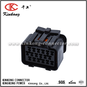 18 way female cable wire connector CKK7182YA-1.8-21