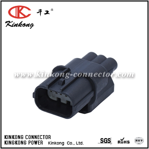 6188-4739 3 pin male waterproof auto connector CKK7031A-1.2-11