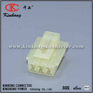 6090-1136 3 hole female crimp connectors CKK5033N-2.0-21