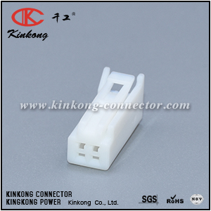 90980-12063 2 pole female wire connector