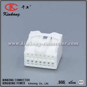 90980-11911 14 way female C 4 Center Cluster Integration Panel connector