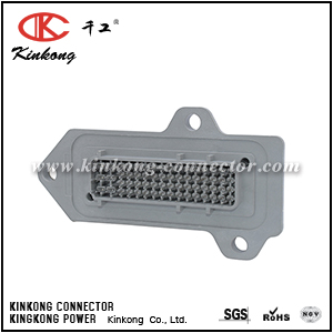 2-1718179-1 62 pins male Hybrid wire connector