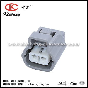 90980-10843 2 pole female wire connector For TOYOTA VITZ SCP10 models 1SZ engine CKK7023H-2.2-21