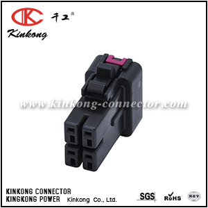 04R-JWPS-VKLE-DX-A 4 hole female electrical connector