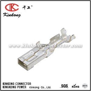 Terminals Female 0.5-1.0mm² 1.0-1.5 mm² CKK001-2.8FN