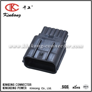 7282-4038-30 12 pin male cable wire connector CKK7121K-0.6-11