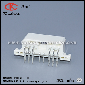 173860-1 14 pins male electrical connector CKK5142WA-1.8-11