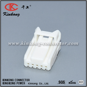 6098-3810 90980-12541 5 pole female electric connector CKK5054W-0.6-21
