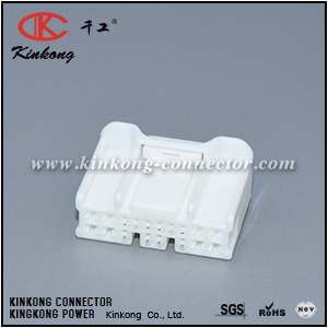 6098-5604 90980-12739 18 ways female electric connector CKK5181W2-0.6-1.5-21