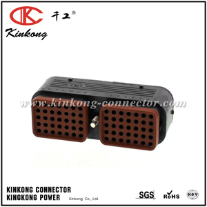 DRC16-70SC 70 hole female waterproof plug