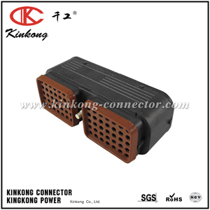 DRC16-70SDE-P013 70 pole female automobile connector
