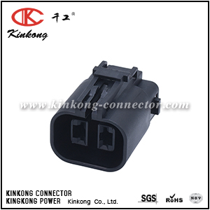 2 hole female cable wire connector CKK7021B-6.5-21