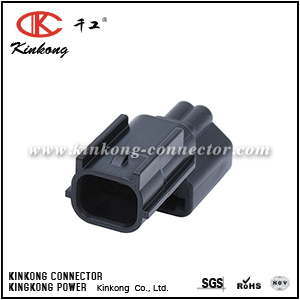 7282-2090-30 2 pins blade Car fog light connector CKK7021K-0.6-11