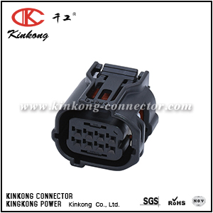 90980-12520 8 pole female millimeter wave radar sensor connector CKK7081B-0.6-21