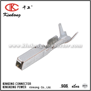 CKK010-2.2FN Female Crimp Terminal Contact 0.5-0.85mm² 1.25-2.0mm²