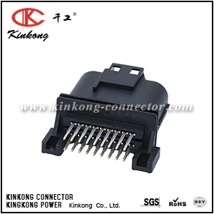 18 pins male Customized electrical connector CKK7181AZ-1.0-11