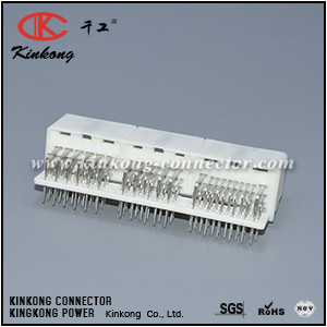 1318751-7 80 pin male cable connector CKK5801WA-0.7-1.8-11
