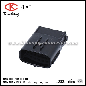 90980-12716 13 pins blade wiring connector CKK7131B-0.6-11