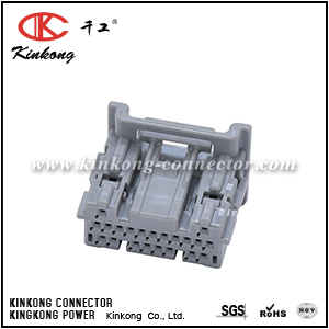 90980-12C61 21 way female cable connector