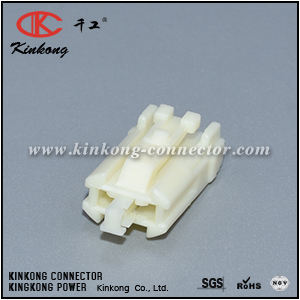 90980-11717 2 way female Center stop lamp connector