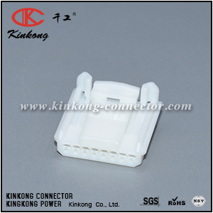 1746875-1 90980-12558 8 way female Stop lamp connector CKK5082WY-0.6-21