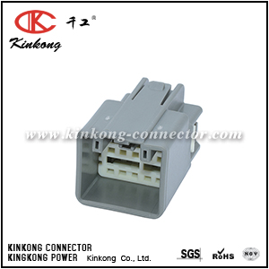 7282-5533-40  10 pin male wire connector  CKK5102G-1.5-11