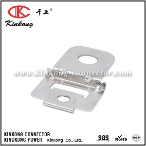 1027-008-1200 METAL CLIP 11MM HOLE SIDE MTG BRACKET