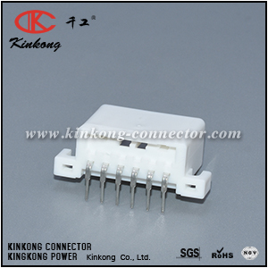 175783-1 6 pins blade 070 MLC CAP connector CKK5062WA-1.8-11