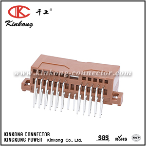 24 pin male automotive electrial connector CKK5241CA-1.0-11