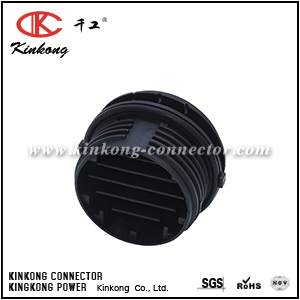 23 hole female electric wire connector CKK723-2.5-21