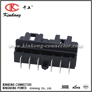 6 pin male automobile connector for 6520-1466 and 7283-3030 CKK5061-7.8-11